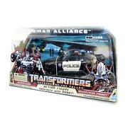 Transformers Police Car