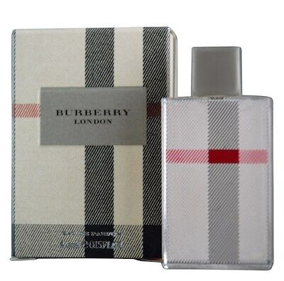 Burberry London by Burberry for Women Miniature EDP Perfume Splash 0.15 oz. NIB
