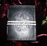 Book of Shadows Leather