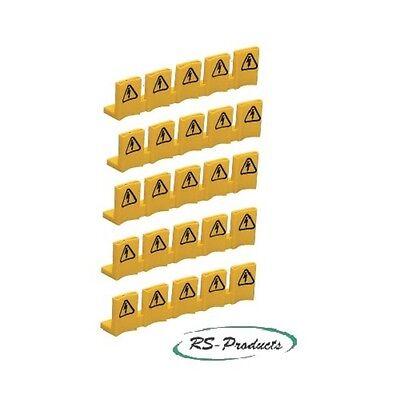 ABB Berührungsschutzkappe 5 x 5-teilig, SZ-BSK, 2CDL200001R0011