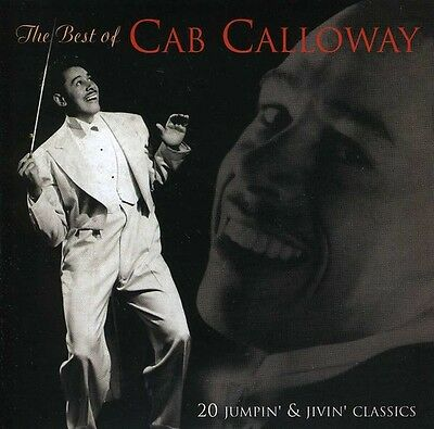 Cab Calloway   Best Of  New Cd