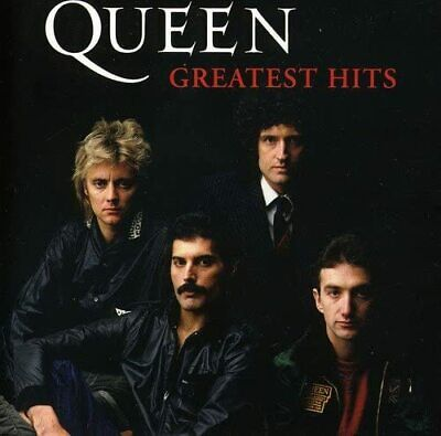 QUEEN - GREATEST HITS (REMASTERED) [CD]SH- NEW &  SEALED