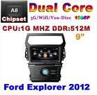 Ford Explorer DVD Player