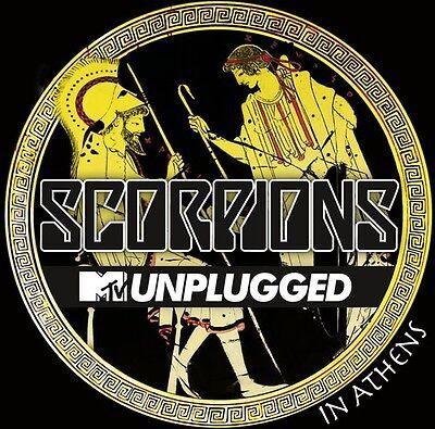 Scorpions   Mtv Unplugged  New Cd  Asia   Import