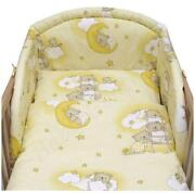 3 Piece Cot Bed Set