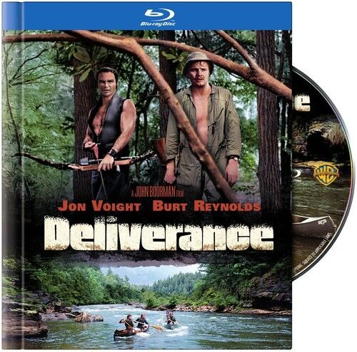 Deliverance [DigiBook] (2012, Blu-ray NEW)