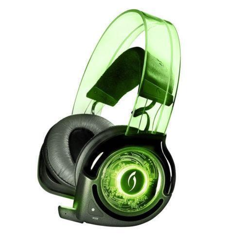Xbox 360 Wireless Headset Afterglow