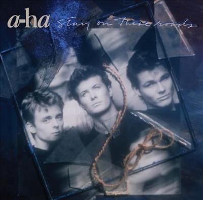 A-HA - STAY ON THESE ROADS [DELUXE EDITION] [DIGIPAK] NEW CD