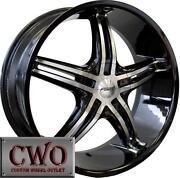 Dodge RAM Wheels 24