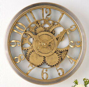 Gear Wall Clock Ebay