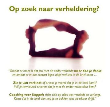 Coaching voor Koppels, relatie therapie, Commovendo Deventer