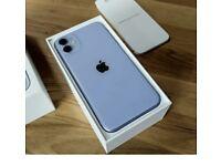 iPhone 11 128 gb unlock apple warranty till August