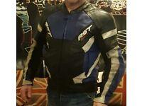 Mens RST Fusion motorcycle jacket