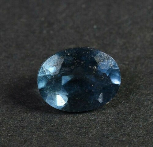 Old Mine Natural Blue Fluorite  JTV Loose 2.30ct Oval-cut 9x7mm Gemstone FLV849