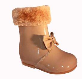 Spanish design boots