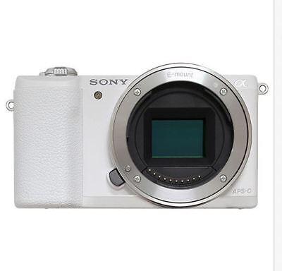 Sony a5100 24.3 MP Digital Camera (Body Only) - White