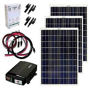 705 Watt Off-Grid Solar Panel Kit without Batteries