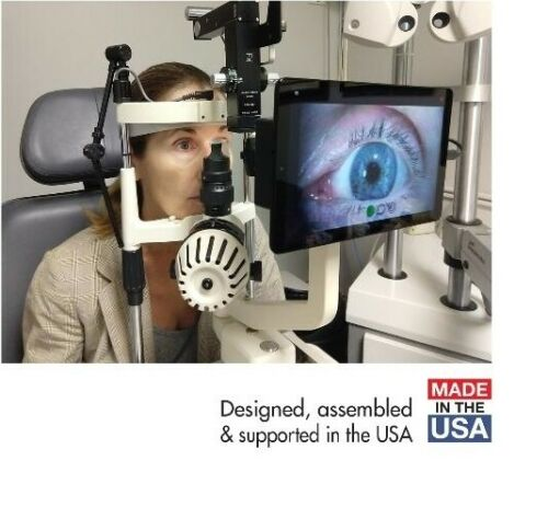 Oculess Anterior Segment Slit Lamp Imaging System ~ Made in The U.S.A.!