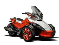 2015 Can-Am Spyder st-s special se5