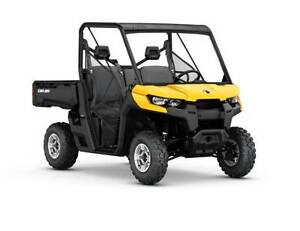 Can-AM HD10 Defender DPS **DEMO** CLEARANCE Port Kennedy Rockingham Area Preview