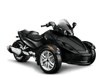 2015 Can-am Spyder RS SE5 (NEUF)