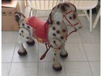 Vintage Mobo walking horse