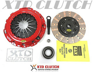 AMC STAGE 3 DUAL FRICTION CLUTCH KIT FITS 03-06 350Z / 03-07 G35 3.5L - Dual Friction Clutch Kit