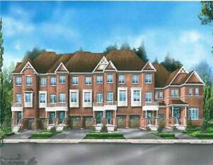Brand New Markham Meadows 4 Bedroom Townhome *End Unit* - Ravine