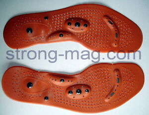 magnetic insole