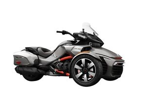 2016 Can-Am Spyder F3-T systeme audio se6