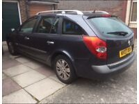 Low 49k mileage **DIESEL** 07 Renault Laguna estate Full service history/Immaculate/Excellent 53+MPG