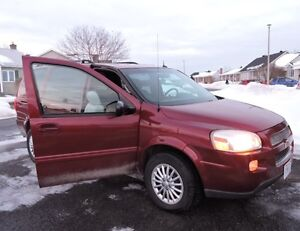 2005 Chevrolet Uplander Fourgonnette, fourgon