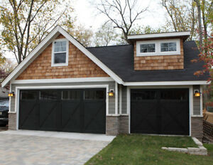 Custom Garage Builders - Free Quote