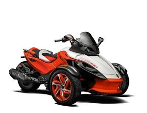 2015 Can-Am Spyder rs-s special se5