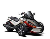 2015 Can-am Spyder RS-S SE5 (NEUF)