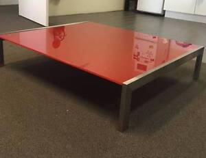 Stainless Steel & Glass Table Taren Point Sutherland Area Preview