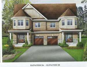 Never Lived In!! 1825Sqft 4 Bdrm Semi-Detached Home