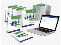 CFA Level 1 Note Books 2017
