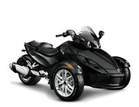 2015 Can-Am Spyder rs se5