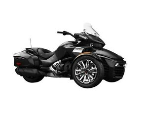 2016 Can-Am Spyder F3 limited se6