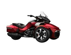 2016 Can-Am Spyder F3-T systeme audio sm6