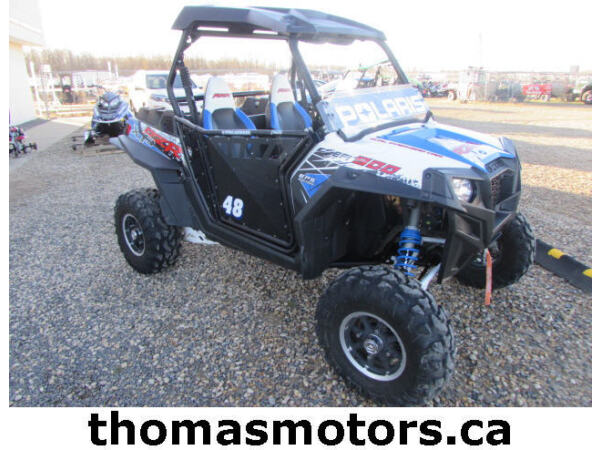 Used 2012 Polaris RZR 900 EPS 4x4
