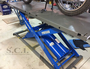 K&L MC625R 1700 LBS MOTORCYCLE ATV SLED HEAVY DUTY AIR LIFT Kitchener / Waterloo Kitchener Area image 8