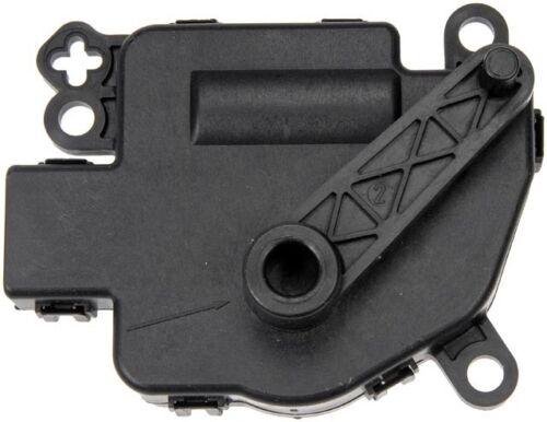 Clicking noise under dash: Defrost door actuator
