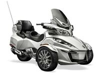 2015 Can-am Spyder RT SE6 Limited (NEUF)