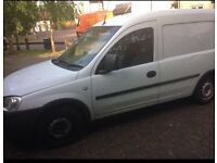 Vauxhall Combo Bi-Fuel 1.6 spares and repairs