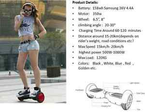 Hoverboard Scooter Balanced Wheel Edmonton $15 off on KIJIJI Ads