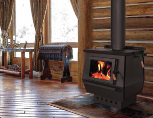 "The "" King "" wood stove from Blaze King - Safeguard Lunenburg"