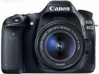 BRAND NEW Canon Camera - EOS 80D