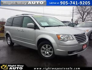 2008 Chrysler Town & Country Touring   SAFETY & E-TESTED